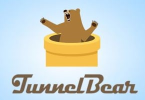 Tunnelbear VPN бесплатно